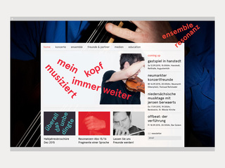 ensemble resonanz website