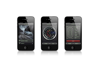 As part of the design team for the first Aston Martin iPhone App, I was supporting the development of visual assets and styleguide / In collaboration with Zip Design and Yuza Mobile