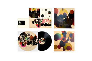 Record Sleeve artwork / In collaboration with HORT